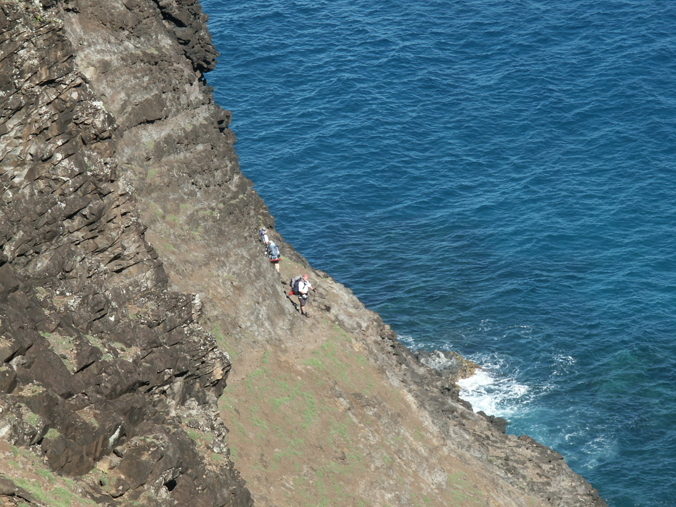 Photo of Kalalau Trail on the Na Pali Coast