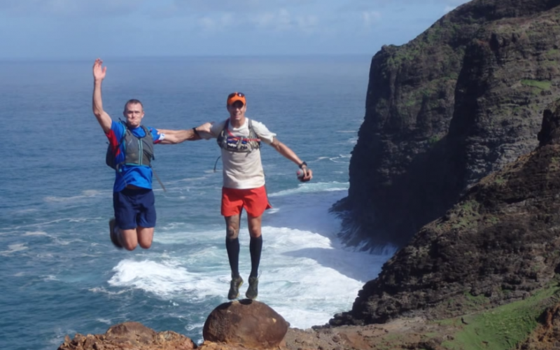 Photo of Running the Kalalau Trail in One Day