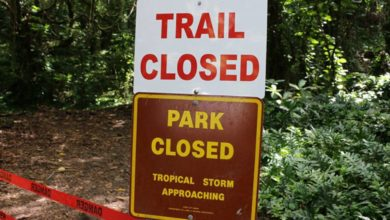 Photo of When the Kalalau Trail is closed