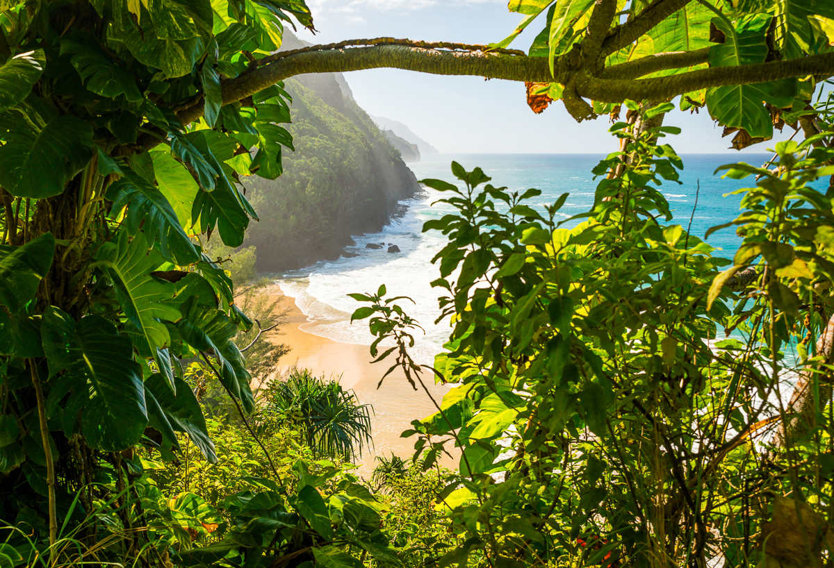 Photo of Want to visit Kalalau? Plan ahead. Get a Permit.
