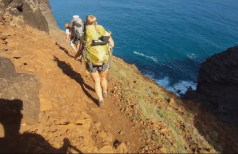Photo of Mile 7 of Kalalau Trail