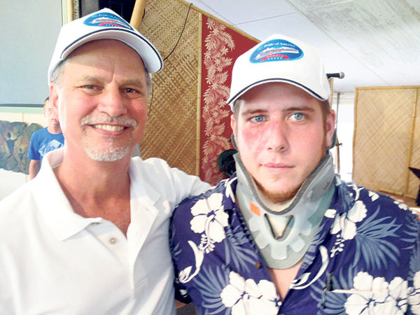 Photo of Hiker Recalls Series of Miracles at Kalalau that Saved his Life