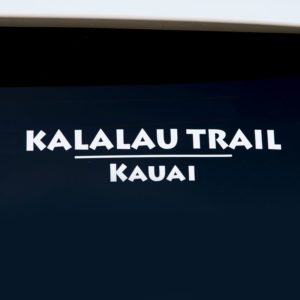 Kalalau Decal