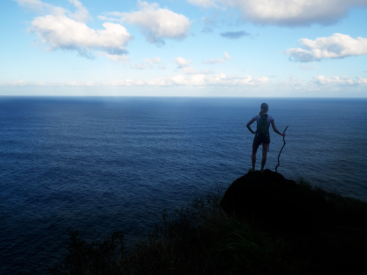 Photo of Kauai's Kalalau Trail: Rain or Shine
