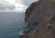 Photo of Crawlers Ledge – 360 degree video